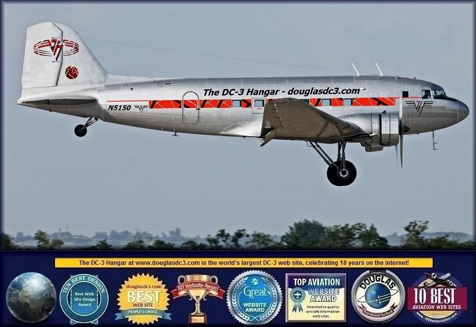The DC-3 Hangar douglasdc3.com